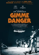 Gimme Danger - Spanish Movie Poster (xs thumbnail)