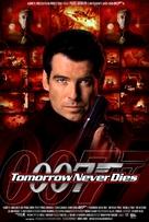Tomorrow Never Dies - Movie Poster (xs thumbnail)
