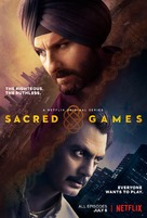 """Sacred Games"" - Movie Poster (xs thumbnail)"