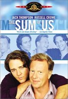 The Sum of Us - DVD cover (xs thumbnail)