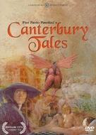 I racconti di Canterbury - German DVD cover (xs thumbnail)