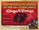 Sergeant Rutledge - British Movie Poster (xs thumbnail)