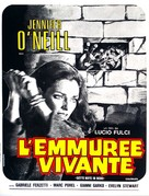 Sette note in nero - French Movie Poster (xs thumbnail)