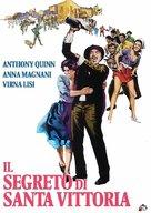 The Secret of Santa Vittoria - Italian Movie Cover (xs thumbnail)