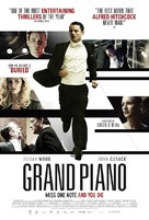 Grand Piano - British Movie Poster (xs thumbnail)