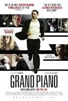 Grand Piano - British Movie Poster (xs thumbnail)