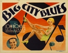 Big City Blues - Theatrical poster (xs thumbnail)