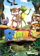 Ribbit - French Movie Cover (xs thumbnail)