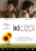 Iki çizgi - Turkish Movie Poster (xs thumbnail)