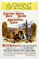 Mackenna's Gold - Movie Poster (xs thumbnail)