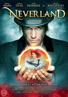 """Neverland"" - Danish DVD movie cover (xs thumbnail)"