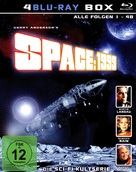 """Space: 1999"" - German Blu-Ray movie cover (xs thumbnail)"