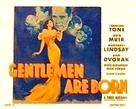 Gentlemen Are Born - Movie Poster (xs thumbnail)