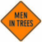 """Men in Trees"" - Logo (xs thumbnail)"