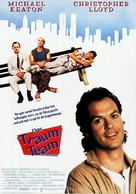 The Dream Team - German Movie Poster (xs thumbnail)