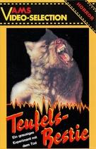 Horror High - German DVD movie cover (xs thumbnail)