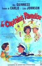 The Captain's Paradise - British Movie Poster (xs thumbnail)