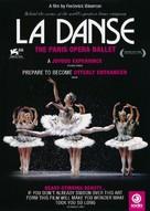 La danse - Le ballet de l'Opéra de Paris - British Movie Cover (xs thumbnail)