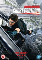 Mission: Impossible - Ghost Protocol - British DVD movie cover (xs thumbnail)