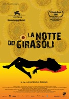 Noche de los girasoles, La - Italian Movie Poster (xs thumbnail)