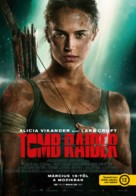 Tomb Raider - Hungarian Movie Poster (xs thumbnail)