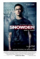 Snowden - Brazilian Movie Poster (xs thumbnail)