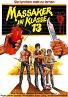 Massacre at Central High - German Movie Poster (xs thumbnail)