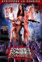 Zombie Strippers - Video release poster (xs thumbnail)