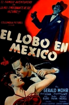 The Lone Wolf in Mexico - Argentinian Movie Poster (xs thumbnail)