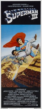 Superman III - Movie Poster (xs thumbnail)