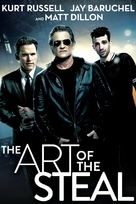 The Art of the Steal - DVD cover (xs thumbnail)