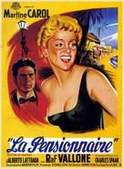 La spiaggia - French Movie Poster (xs thumbnail)