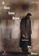 Der Himmel über Berlin - Spanish Movie Cover (xs thumbnail)