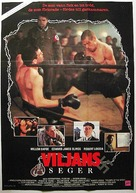 Triumph of the Spirit - Swedish Movie Poster (xs thumbnail)