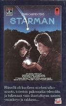 Starman - Finnish VHS movie cover (xs thumbnail)