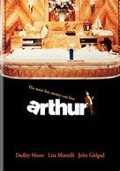 Arthur - DVD movie cover (xs thumbnail)