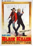 Black Killer - Italian Movie Poster (xs thumbnail)