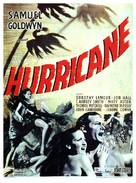 The Hurricane - Belgian Movie Poster (xs thumbnail)