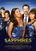 The Sapphires - Canadian Movie Poster (xs thumbnail)