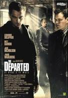 The Departed - Italian Movie Poster (xs thumbnail)