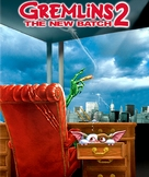 Gremlins 2: The New Batch - Blu-Ray movie cover (xs thumbnail)