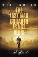 I Am Legend - Vietnamese Movie Poster (xs thumbnail)