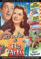 A Connecticut Yankee in King Arthur's Court - Italian DVD movie cover (xs thumbnail)