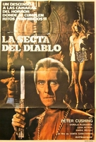 The Devil's Men - Argentinian Movie Poster (xs thumbnail)