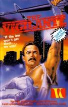 Vigilante - VHS cover (xs thumbnail)