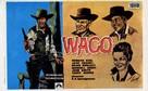 Waco - Spanish Movie Poster (xs thumbnail)