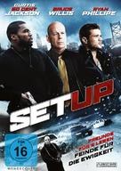 Setup - German DVD cover (xs thumbnail)