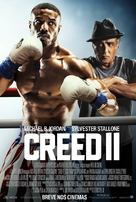Creed II - Brazilian Movie Poster (xs thumbnail)