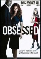 Obsessed - French DVD movie cover (xs thumbnail)