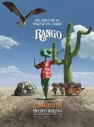 Rango - Colombian Movie Poster (xs thumbnail)